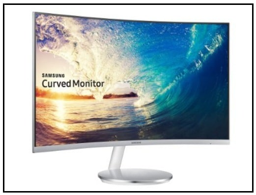 Samsung HDMI curved monitor for Mac mini MacBook Pro, MacBook Air