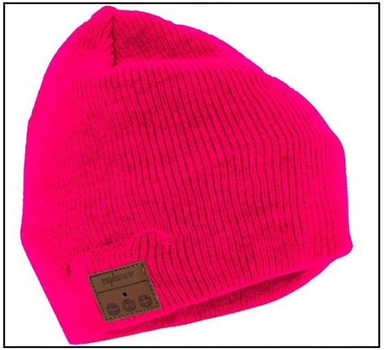 Tenergy Wireless music audio beanie for iPhone, iPod touch, Android
