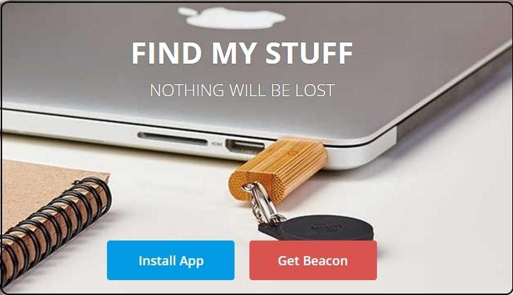 Find my Stuff – Find you Keys, Wallet