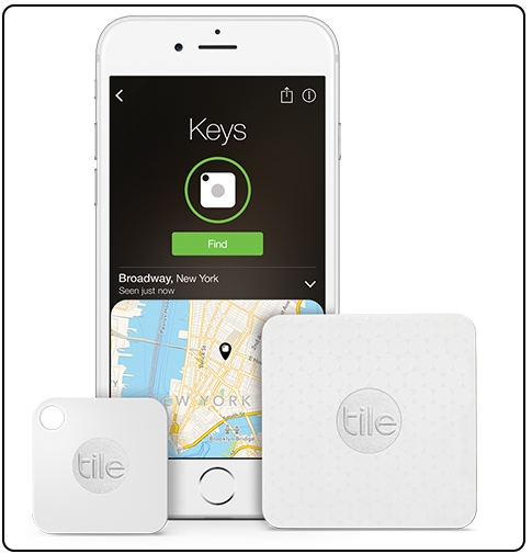 TheTileapp Track your Valuables