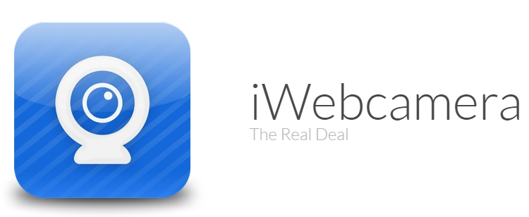 iWebcam video recording for iPhone as a webcam