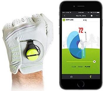 Zepp Golf Analyzer for iPhone