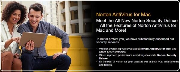 Norton Antivirus For Mac 2018