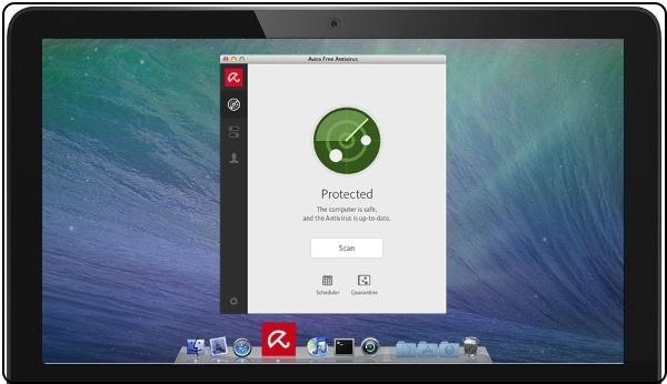 Avira Antivirus for Mac 2017