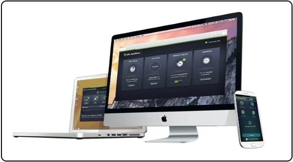 AVG Mac System protection in 2017