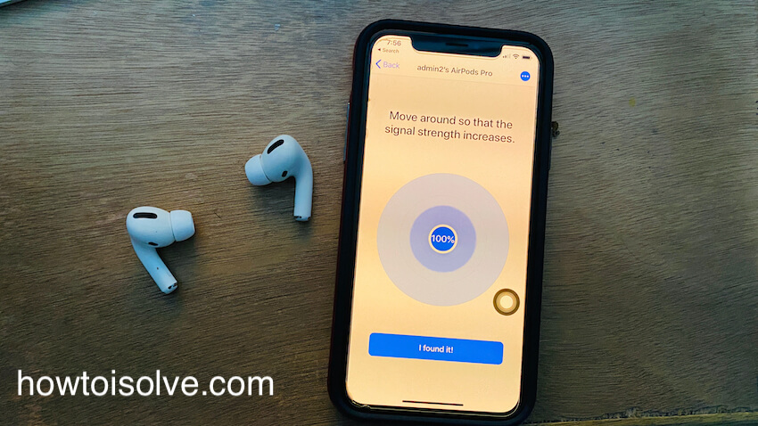 Find my Alternatives for AirPods Pro 2 and 1 after lost