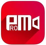 ProMovie Recorder - 4K on iPhone iPad