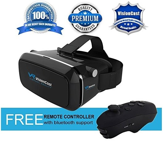 1VisionCast VR Headset for iPhone 7