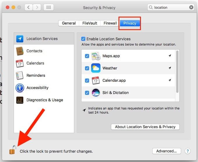 2 Security & Privacy for MacOS