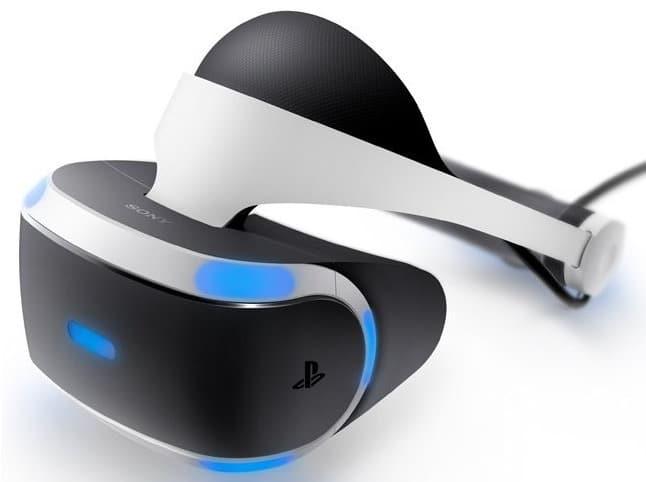 8 Playstation VR Headset