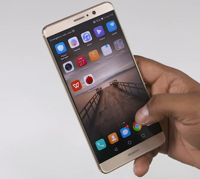 Huawei mate 9 best Alternatives to iPhone 7 Plus