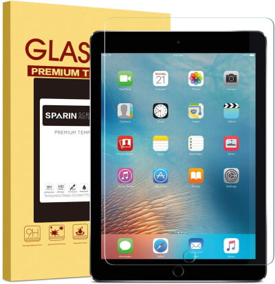 SPARIN Tempered Glass Screen Protector