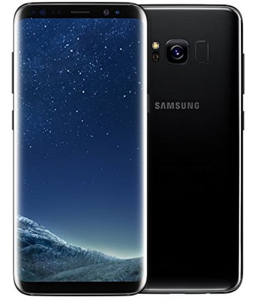 Samsung Galaxy S8 Best Alternatives to iPhone 7 Plus 2017