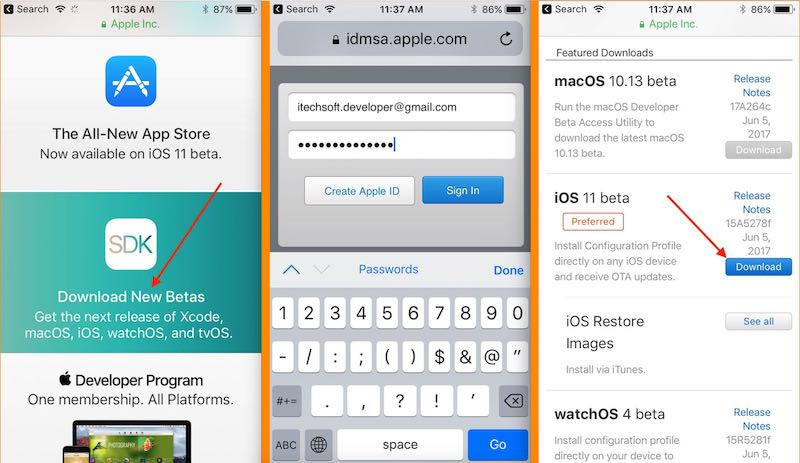 1 Download New Batas for iOS 11 on iPhone and iPad