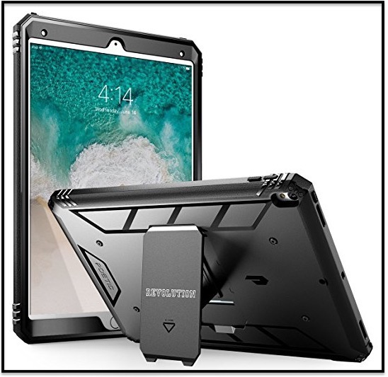 3 iPad Pro Rugged Case Cover