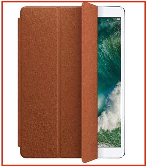5 Apple Leather case for iPad Pro