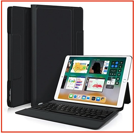 9 Kugi ipad Pro 10.5 Keyboard case