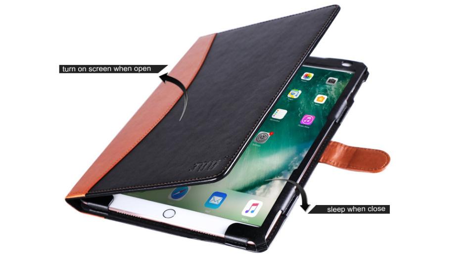 FYY 10.5 iPad Pro Leather Case 2017