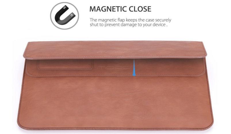 Moko 10.5 iPad Pro leather Sleeve