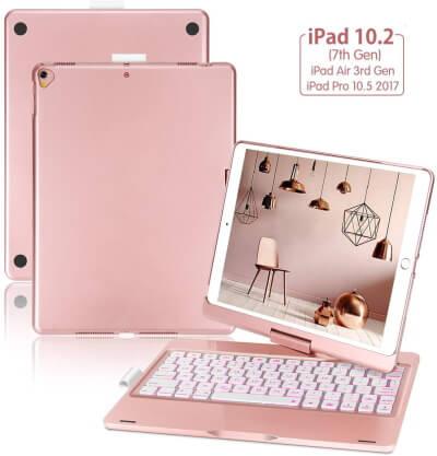 ONHI Wireless Bluetooth keyboard case