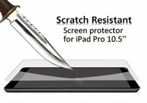 Omoton scretch resistance screen protector iPad pro 10.5 inch