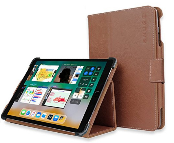 Snugg the best Leather iPad Pro 10.5 case 2017