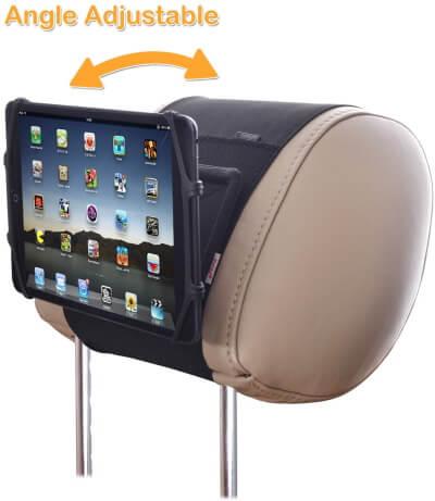 TFY iPad Pro 10.5 Car Mount Holder