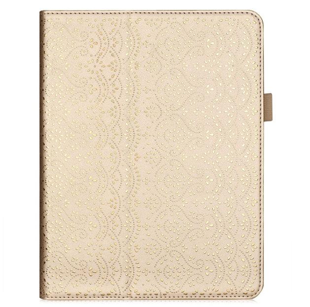 WWW iPad Pro 10.5 PU leather textured Case