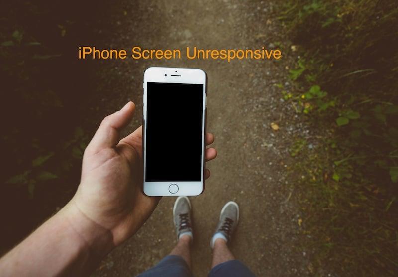 iPhone Screen unresponsive
