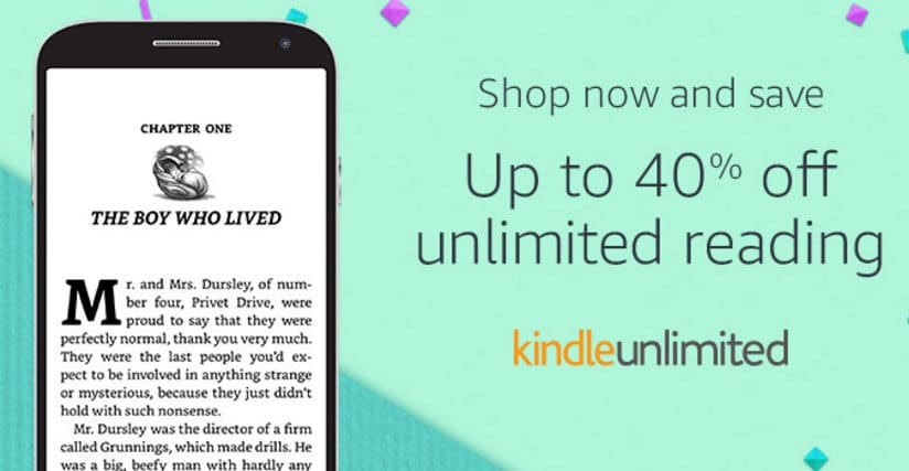 Amazon Prime Day 2017 USA Kindle Unlimited big discount