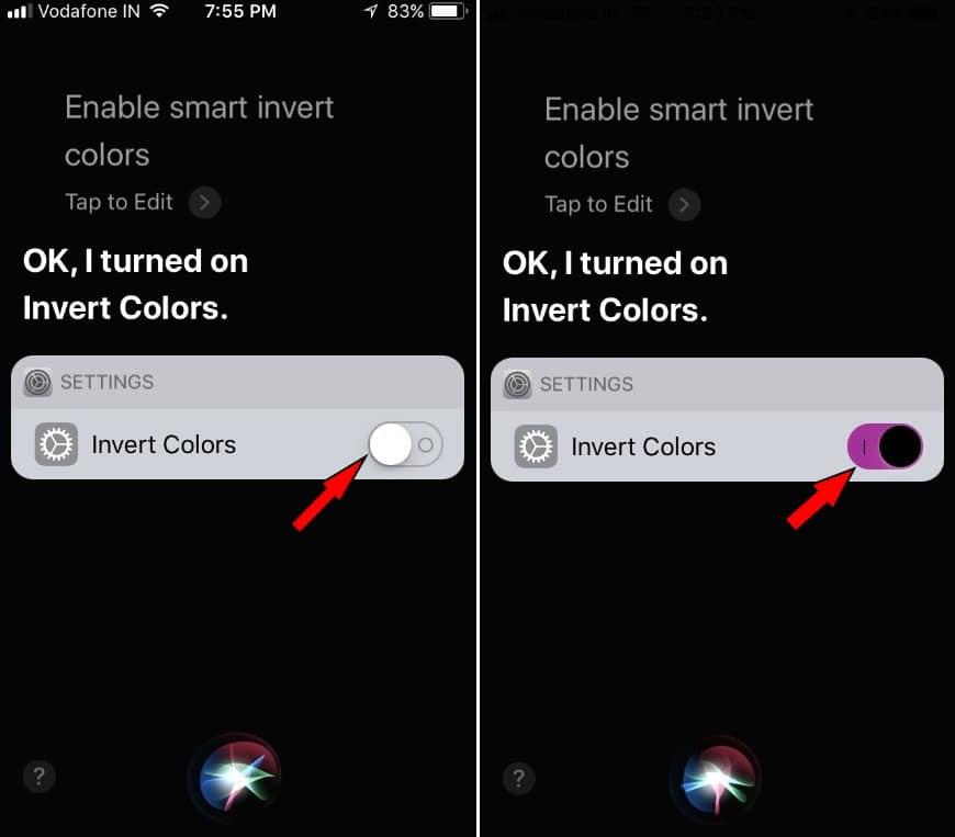 Enable Dark Mode iOS 11 on iPhone and iPad