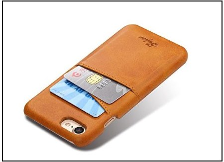 1 Credit Card Holder case for iPhone 8