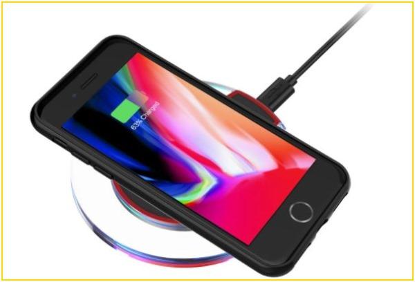 1 JETech iPhone 8 Plus Bumper case 2017