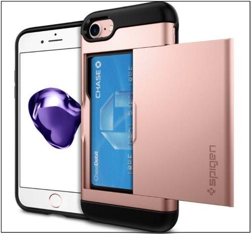 1 Spigen iPhone 8 Bumper case