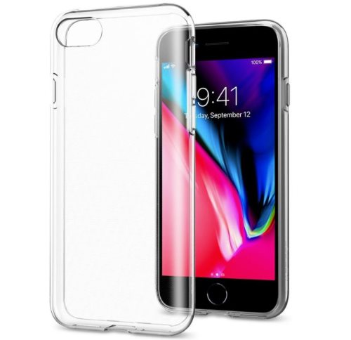 1 Spigen iPhone 8 Soft Clear case Best iPhone 8 Clear Cases