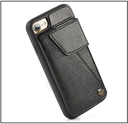 12 Zvedeng Wallet Case for iPhone 8 with Card Holder