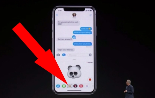 4 Animoji for iPhone X in iMessage how to use guide