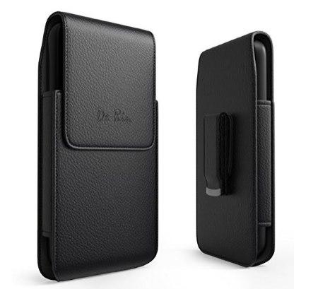 4 Lorem Verticle iPhone 8 Case with Belt clip