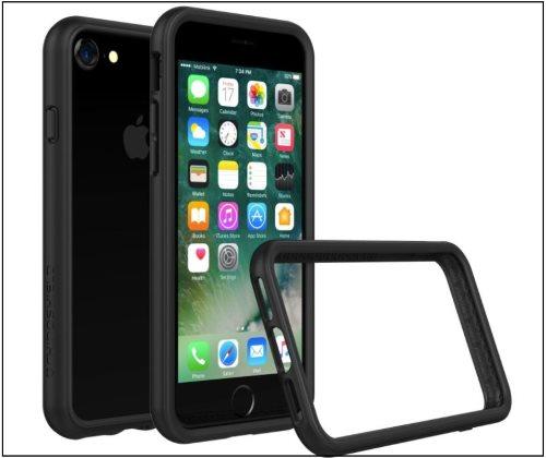5 RhinoShield iPhone 8 Bumper case