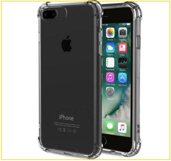 7 Best iPhone 8 Bumper case by Moko