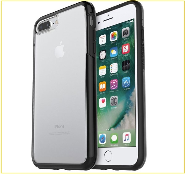 8 Otterbox Clear Case for iPhone 8 Plus