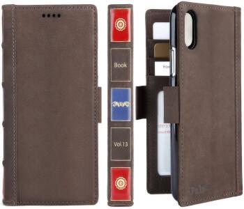 ELEGANT CHOISE (iPhone X Wallet Bumper Case)