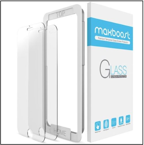 Maxboost Tempered Glass Screen Protectore