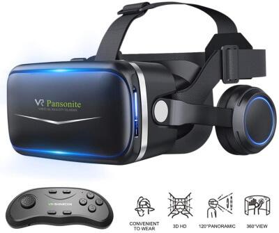 Pansonite 3D VR Headset