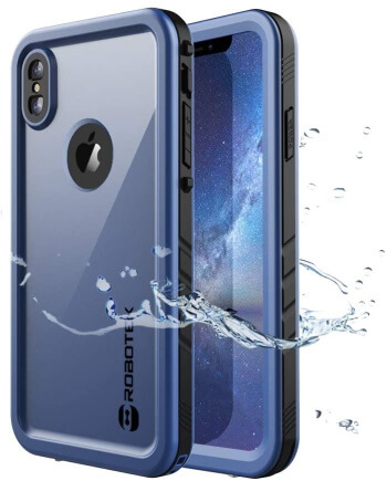 Robotek Impervious iPhone Xs Max Waterproof Case
