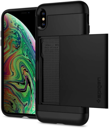 Spigen Design Slim Case for iPhone XS Max