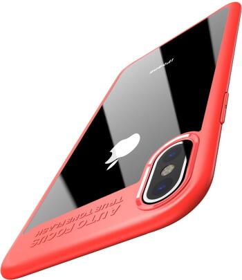 TOZO (Best iPhone X Bumper Case, Hard)