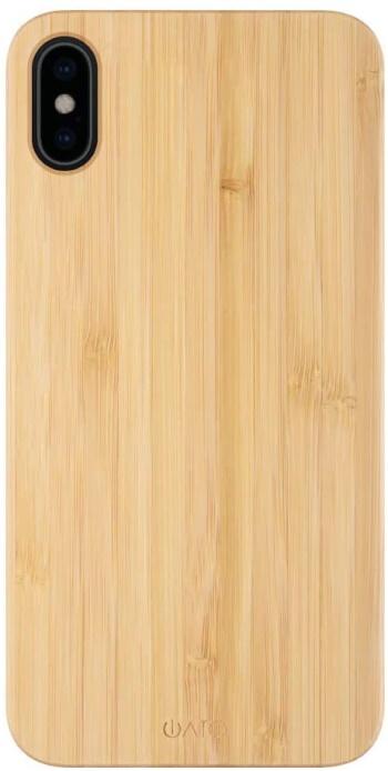 iATO Wooden Bumper Case iPhone X