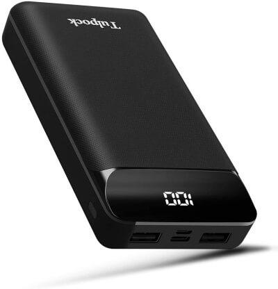 Tulpock - Portable 20000mAh Powerpack charger