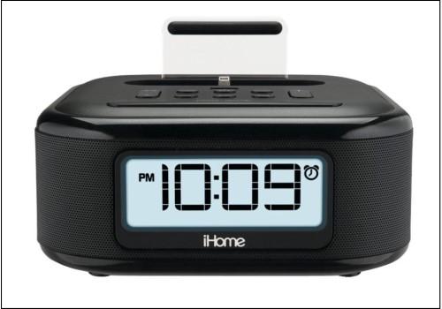 1 iHome Speaker Dock for iPhone lightning connector with Speaker